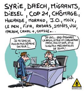 humour cop21 ridicule