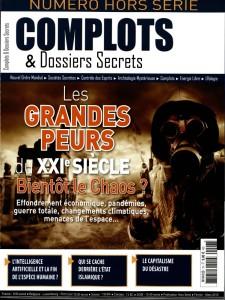 Complots Hors Série Février Mars 2015