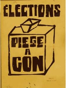 Elections piège à con